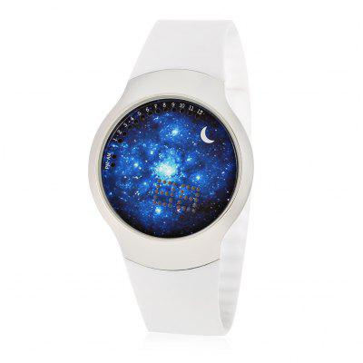 Jijia Fashion LED Touch Screen Watch