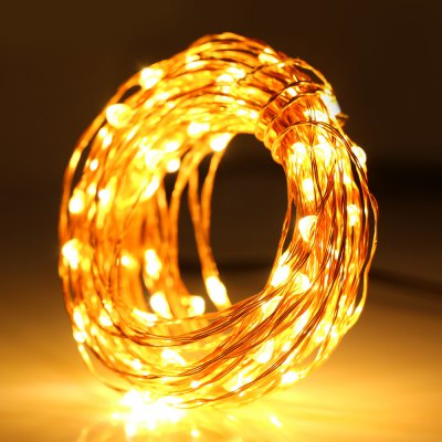 100-LED 10M Christmas LED String Light