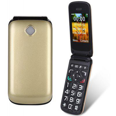 VKWORLD Diamond Z2 Flip Phone
