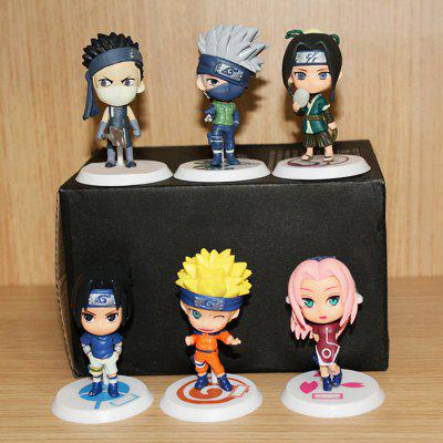 Animation Action Figure PVC + ABS Model - 2.95 inch