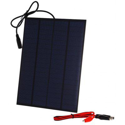 Buy BLACK SUNWALK Monocrystalline Silicon Solar Charger Panel for $16.97 in GearBest store