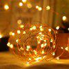 100-LED 10M Christmas LED String Light - WARM WHITE LIGHT