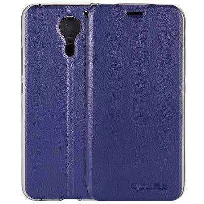 OCUBE Full Body PU Leather Phone Cover Case for UMI Plus