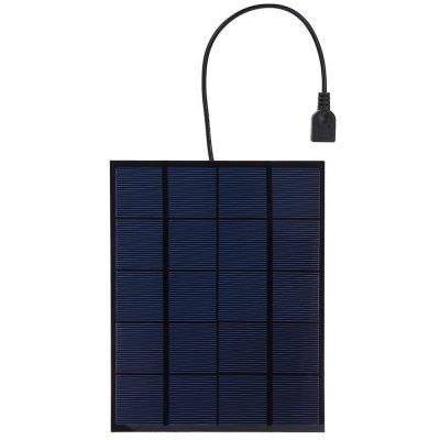 SUNWALK 5.5W 5V Monocrystalline Silicon Solar Charger Panel