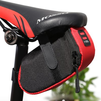B - SOUL YA0202 0.6L Compact Bicycle Saddle Bag