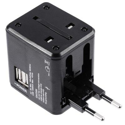 Multination Travel Wall Charger Power Adapter