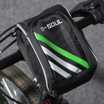 B - SOUL YA0211 1.5L Bicycle Handlebar Bag
