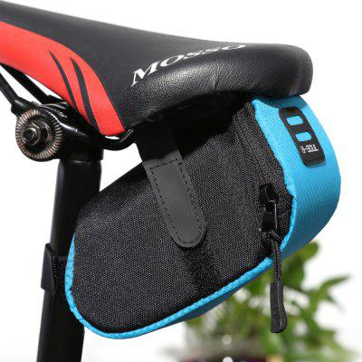 B - SOUL YA0202 0.6L Bicycle Saddle Bag