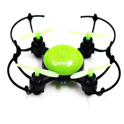 Buy GREEN FEILUN FX133 Mini RC Quadcopter RTF for $11.45 in GearBest store