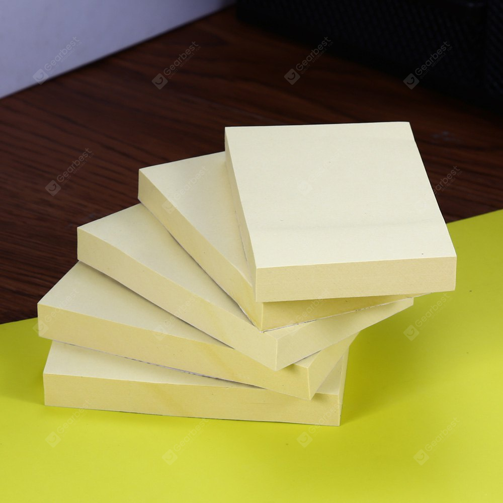 Note XINGLI S1 - 2 Post-It Adesivi 5 Pezzi