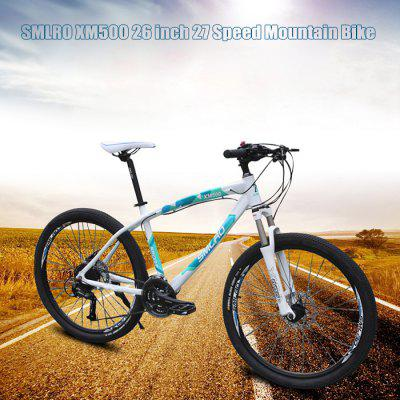 SMLRO XM500 26 inch 27 Speed Mountain Bike