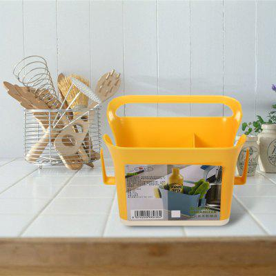 SUMSHUN Multifunctional Kitchen Strainer Storage Box