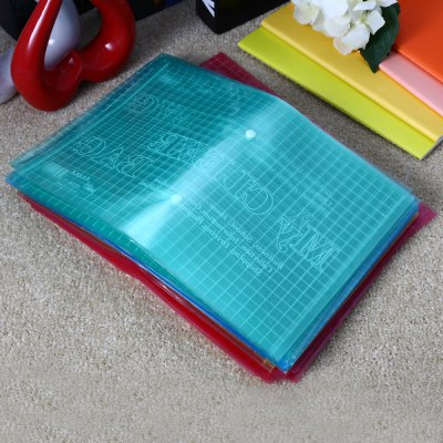 Deli 40PCS A4 Transparent Paper Bag