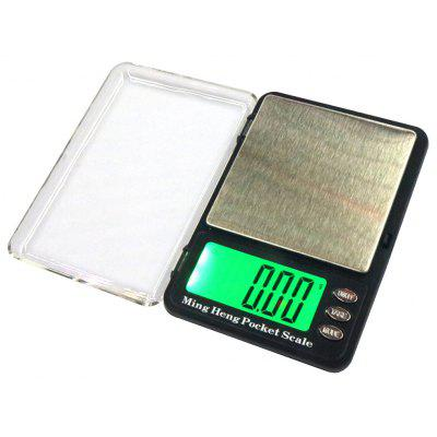 MH - 399 2000g 2.2 inch LCD Screen Digital Scale