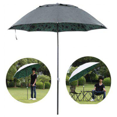 Telescopic Sun Umbrella Sunshade for Beach Camping Fishing