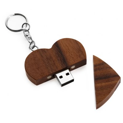 USB Flash Drive a Forma di Cuore