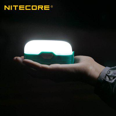 Nitecore LR30 LED Camping LightLED Flashlights<br>Nitecore LR30 LED Camping Light<br><br>Battery Included or Not: No<br>Battery Quantity: 1 x 18650 or 2 x CR123 / RCR123 battery (not included)<br>Battery Type: CR123, RCR123, 18650<br>Beam Distance: 0-50m<br>Body Material: PC<br>Brand: Nitecore<br>Emitters: Other<br>Emitters Quantity: 7<br>Feature: Lightweight, Magnetic, Power Indicator, Reverse Polarity Protection, Water Resistant<br>Flashlight size: Mid size<br>Flashlight Type: Handheld<br>Function: Camping<br>Impact Resistance: 1.5M<br>Light color: Red light, Cool White<br>Lumens Range: 200-500Lumens<br>Luminous Flux: 205LM<br>Max.: 62h<br>Model: LR30<br>Package Contents: 1 x Nitecore LR30 LED Camping Light, 1 x Waterproof Ring<br>Package size (L x W x H): 12.00 x 7.50 x 6.00 cm / 4.72 x 2.95 x 2.36 inches<br>Package weight: 0.1200 kg<br>Power Source: Battery<br>Product size (L x W x H): 9.20 x 4.36 x 3.15 cm / 3.62 x 1.72 x 1.24 inches<br>Product weight: 0.0620 kg<br>Waterproof Standard: IPX-6 Standard Waterproof