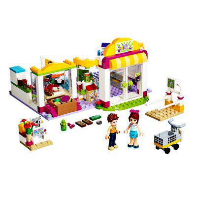 Figure Style Cartoon ABS Building Brick - 318pcs