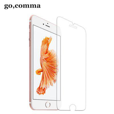 Gearbest Gocomma Tempered Glass Screen Film for iPhone 7 - TRANSPARENT