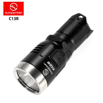 Sunwayman C13R LED Flashlight