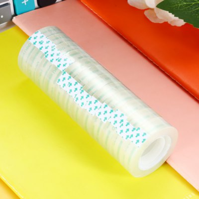 Deli 30015 12PCS Transparent Tape