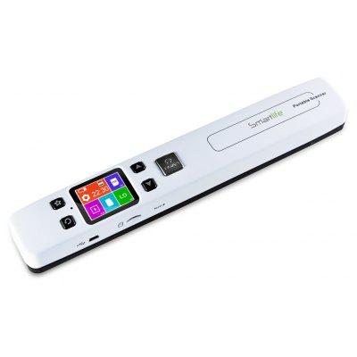 Smartlife Portable Scanner Wand with Color LCD Screen
