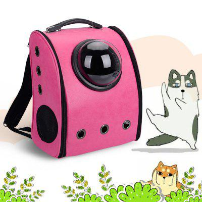 Pet Bag Carrier Space Capsule Bubble Backpack