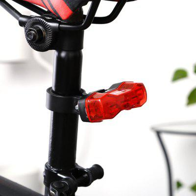 Ansuo AZ - 109 4-LED Bicycle Safety Warning Light