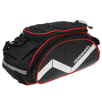 ROSWHEEL D14541 14L Multifunctional Bike Rear Pannier Bag