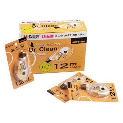 MG ChenGuang ACT51701 Correction Tape 12PCS