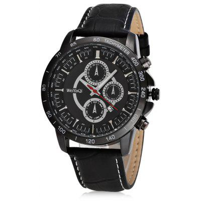 WeiYaQi 89031 Fashion Men Quartz Watch