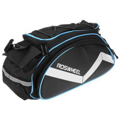 ROSWHEEL D14541 14L Bike Rear Pannier Bag