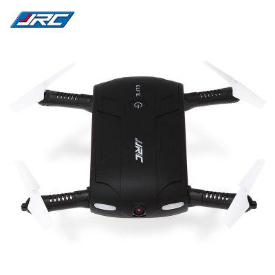 JJRC H37 Elfie Foldable Mini Selfie RC Quadcopter Drone (Black)