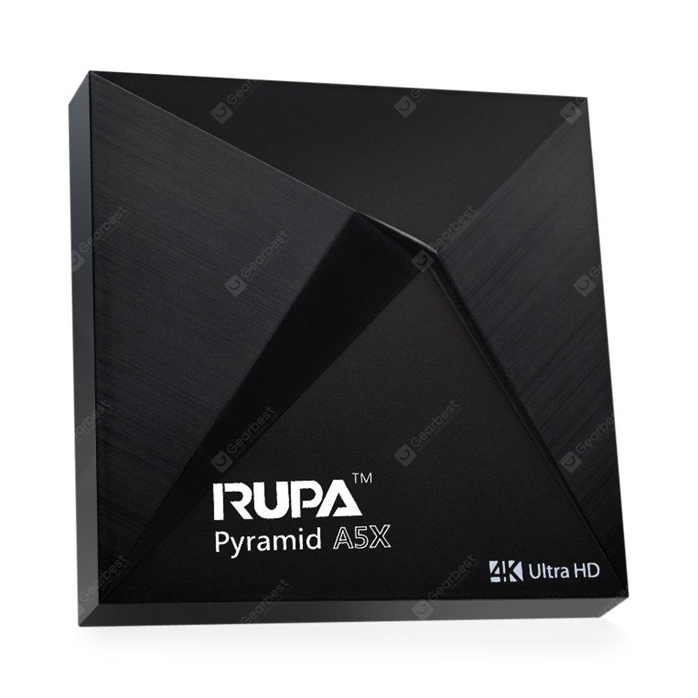 RUPA A5X Media Box TV Android 6 0