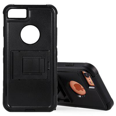 Silicone Bumper Phone Back Case Protector for iPhone 7