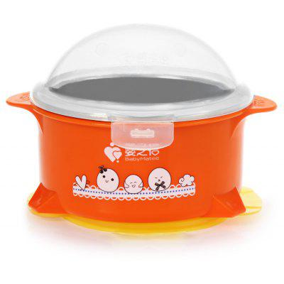 BabyMatee Baby Infant Cartoon Bowl