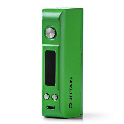 Original Wotofo CHIEFTAIN 80W TC Box Mod with Five Modes