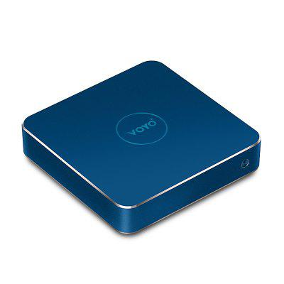 Special price for VOYO V1 Mini PC Intel Celeron N3450 4G RAM + 32G EMMC + 128G SSD