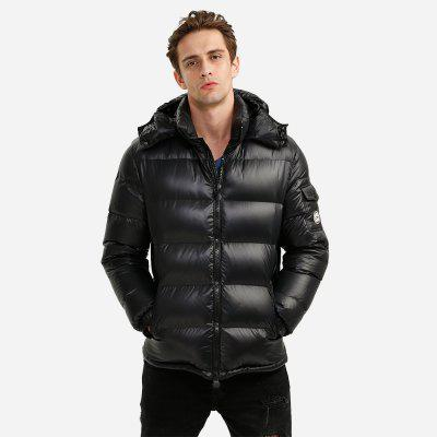 ZANSTYLE Men Down Jacket