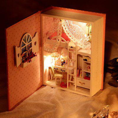 DIY Room Design Miniature Handicraft Toy