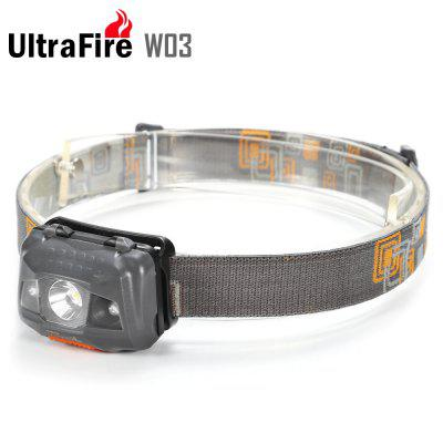 UltraFire W03 LED Headlamp