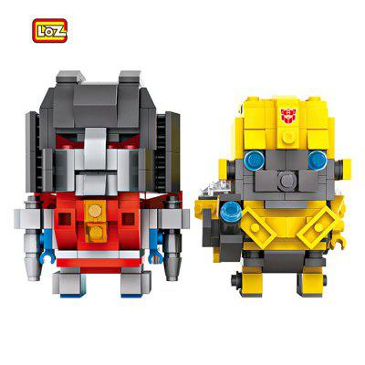 LOZ Figure Style Cartoon ABS Building Brick - 391pcs