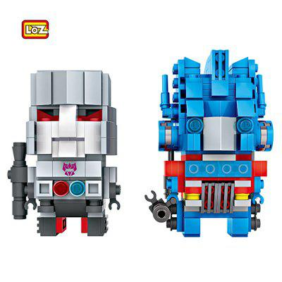 LOZ Figure Style Cartoon ABS Building Brick - 359pcs
