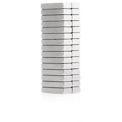 15 x 6 x 3mm N38 Powerful NdFeB Square Magnet