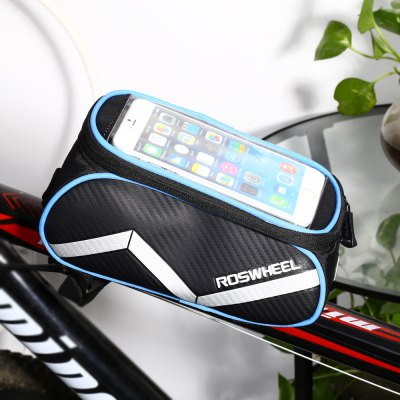 ROSWHEEL D12496 - PB 1.8L Touchscreen Bike Font Tube Bag