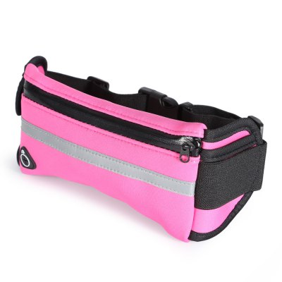 Water-resistant Sports Waist Bag for 6 inch Mobile Phone