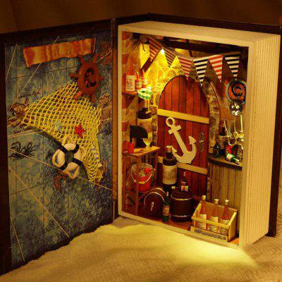 Room Design Miniature DIY Art Handicraft Toy