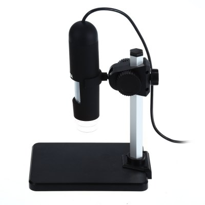 KELIMA U203 2MP USB Digital Microscope with 8 LED LightsMicroscopes &amp; Endoscope<br>KELIMA U203 2MP USB Digital Microscope with 8 LED Lights<br><br>Brand: KELIMA<br>Compatible with: Computer<br>LED Qty: 8<br>Magnification: 1000X<br>Model: U203<br>Package Contents: 1 x USB Digital Endoscope ( 150m Line ), 1 x Holder, 1 x CD, 1 x Calibration Scale, 1 x English User Manual<br>Package size (L x W x H): 19.00 x 14.00 x 8.00 cm / 7.48 x 5.51 x 3.15 inches<br>Package weight: 0.350 kg<br>Pixels: 2MP<br>Product size (L x W x H): 13.00 x 2.50 x 2.50 cm / 5.12 x 0.98 x 0.98 inches<br>Product weight: 0.099 kg<br>Type: Wired