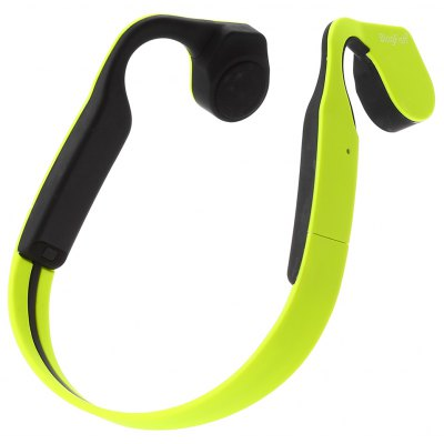 Blog.Fish Musiko2 Bone Conduction II Bluetooth Sport Kopfhörer mit Halsband