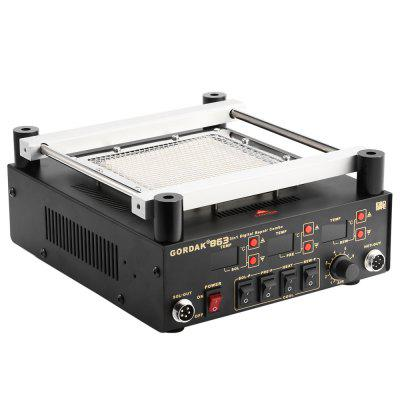 GORDAK 863 Powerful 3 in 1 Digital Repair Combo